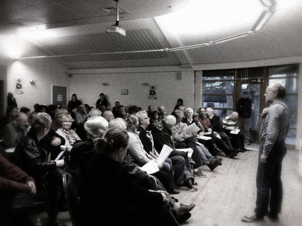Public meeting to SAVE SEFTON PARK MEADOWS (16th April 2013)
