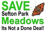 Save the Meadows poster one