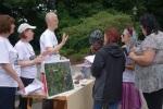 Campaigning in Sefton Park